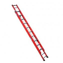 Escada Extensiva Fibra 27 Degraus 8,40m...