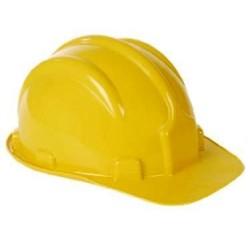 Capacete Amarelo PLASTCOR