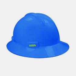 Capacete Azul Aba Total C/ Jugular MSA